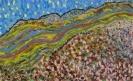 Rolling Hills Near Xinaliq
