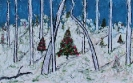 Mongoliain Winter
