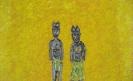 Wooden Men From Atauro